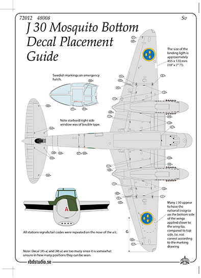 J 30 Mosquito Instructions Page 3